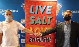 Salt Idiomes renova com a patrocinador del club